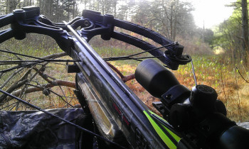 Блочный арбалет для охоты