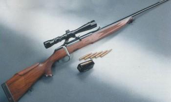 Современное охотничье оружие