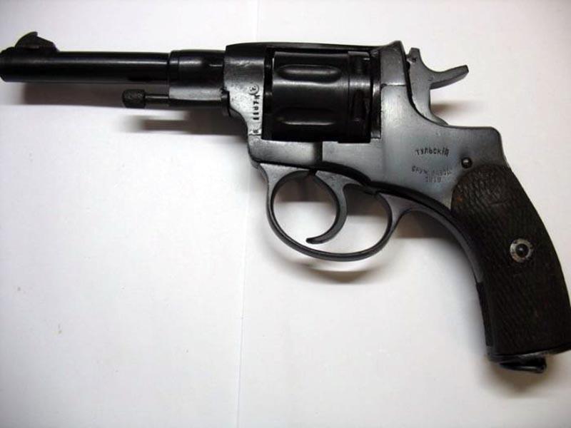 Переделать Стартовый Пистолет В Травматический