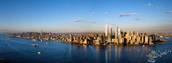 О Нью-Йорке