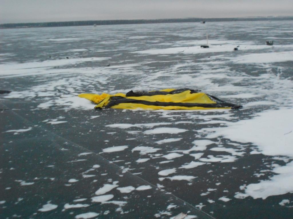 Трагедия на Белохолуницком пруду