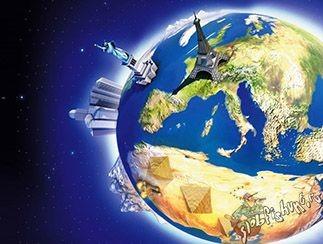 Открываем необычный мир: путешествие по планете
