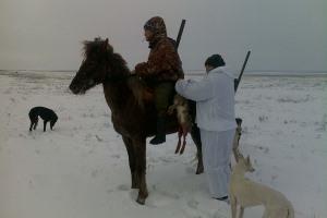 охота в калмыкии