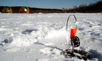 ловля на жерлицы со льда