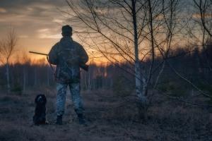 весенняя охота в московской области