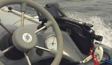 Тахометр точно знает всё про обороты лодочного мотора