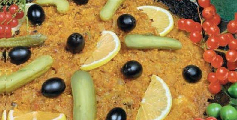 Рыбная солянка на сковороде по – Валдайски