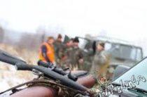 Два человека пострадали на охоте.