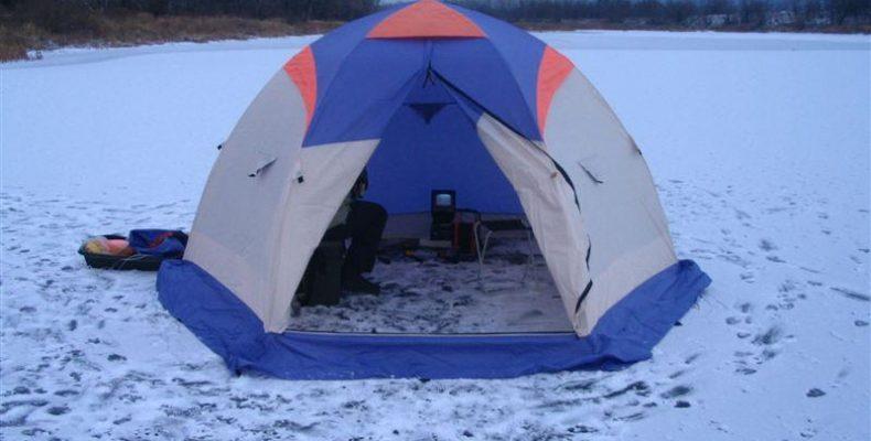Зимняя рыбалка с комфортом