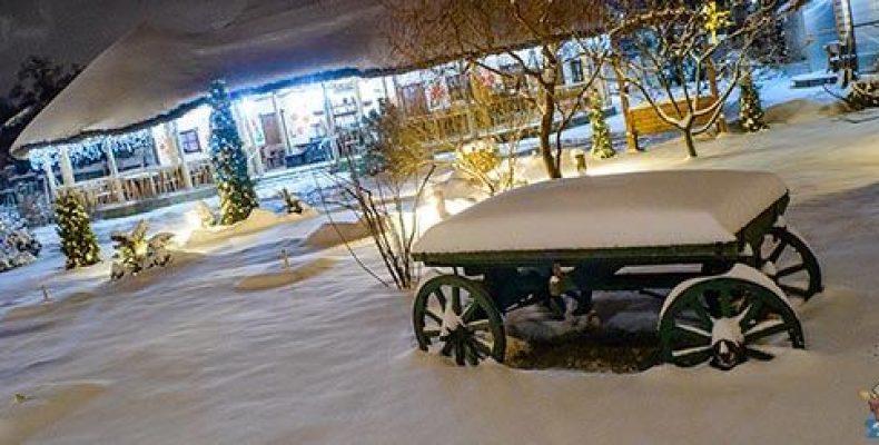 Карпатская зима – сказка наяву