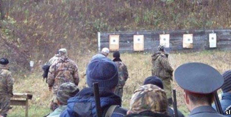 Результаты 4 соревнований по пулевой стрельбе на приз памяти Пенкина