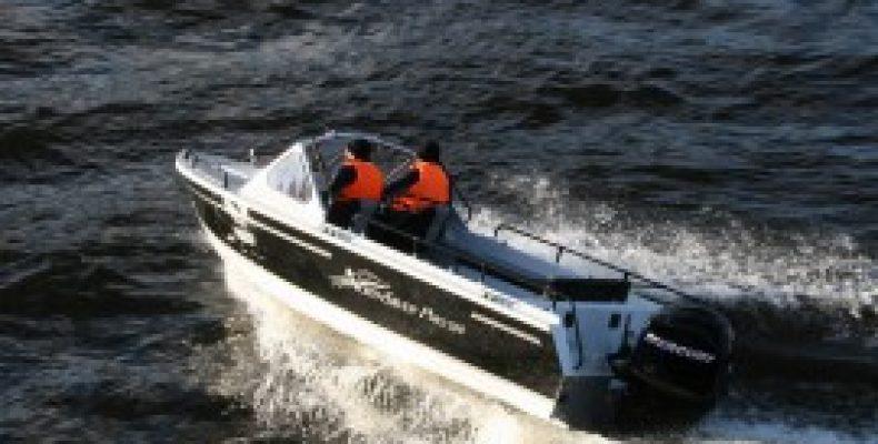 Габаритные алюминиевые катера Silver