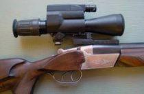 Какая нужна оптика для охоты