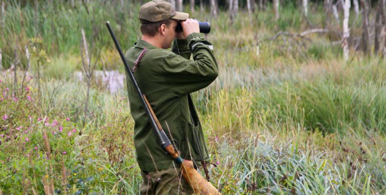 Бинокль для охоты — особый вид оптики