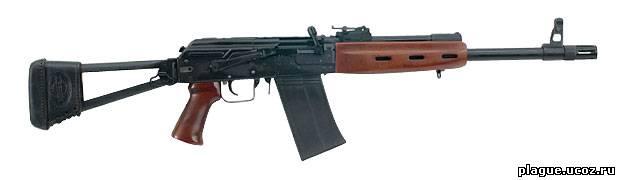 Сайга-12К Тактика