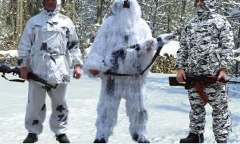 Выбор одежды для охоты