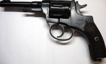 Стартовый револьвер Наган Р-313