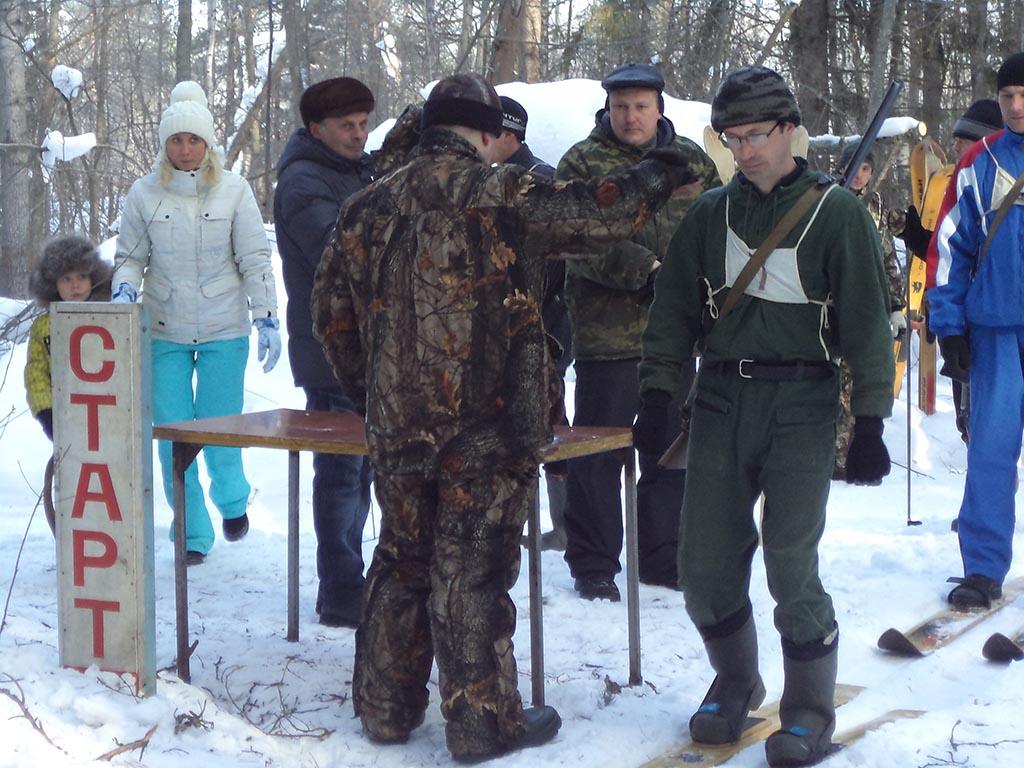 Охотничий биатлон 2014