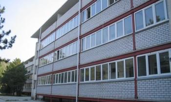 Санаторий Юность МВД России в Анапе