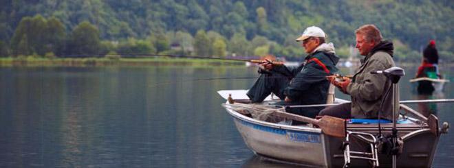 Рыбалка в Чехии во Вьетнаме