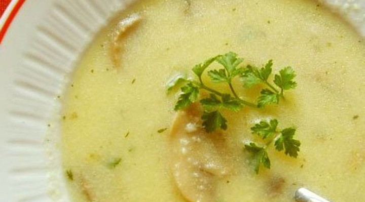 Рыбный суп по-мароккански.