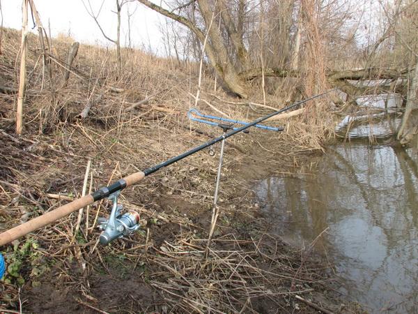 Выбор снастей для весенней рыбалки