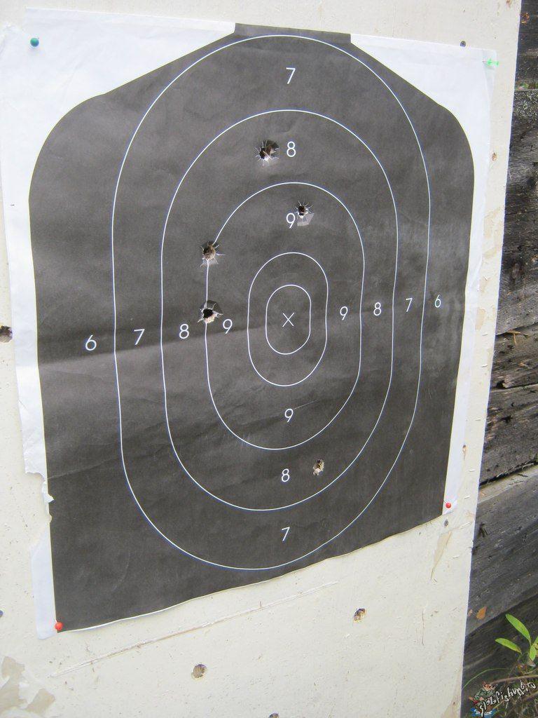5 соревнования по пулевой стрельбе