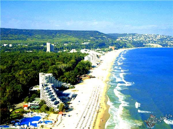 Курорты Болгарии - Албена