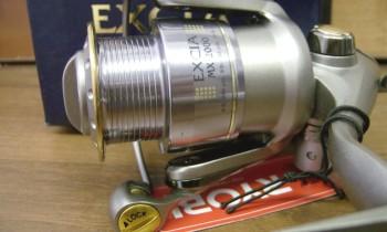 Катушка Ryobi excia 2000