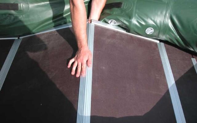 Надувные лодки: уход и обслуживание