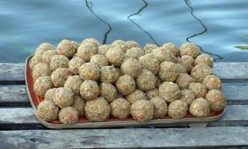 шары прикормки для ловли на пикер