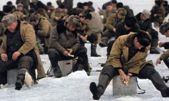 «Ювелиры» зимней рыбалки борются за звание Чемпиона мира
