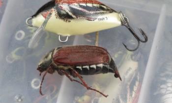 Минивоблеры для ловли на малых реках