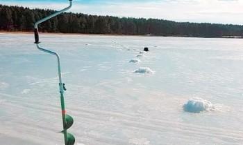 бурение льда