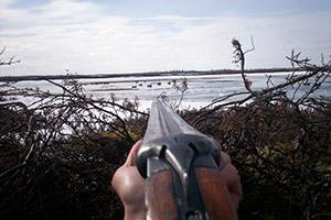 весенняя охота в пермском крае