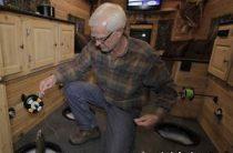 В США предлагают подледную рыбалку с комфортом