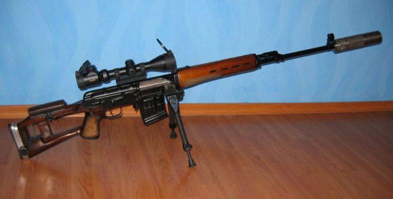 Глушители для нарезного оружия — применение и история