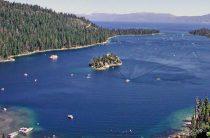 Второе по глубине озеро Соединенных Штатов