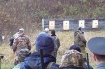 5 соревнования по пулевой стрельбе на приз А.А. Пенкина