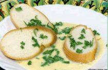 Прованский рыбный суп с чесночным соусом айоли
