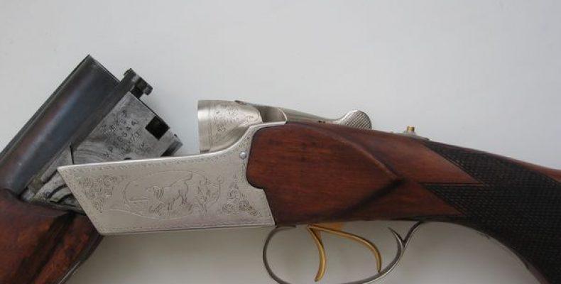 Разборка ружья ТОЗ-34, ТОЗ-34Е, сборка