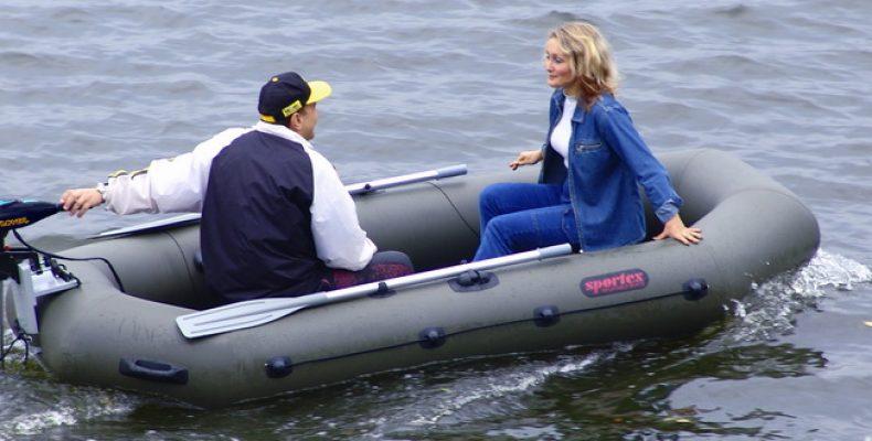 Виды электромоторов для надувных лодок