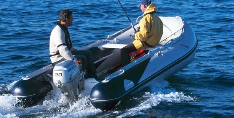Современные надувные лодки под мотор