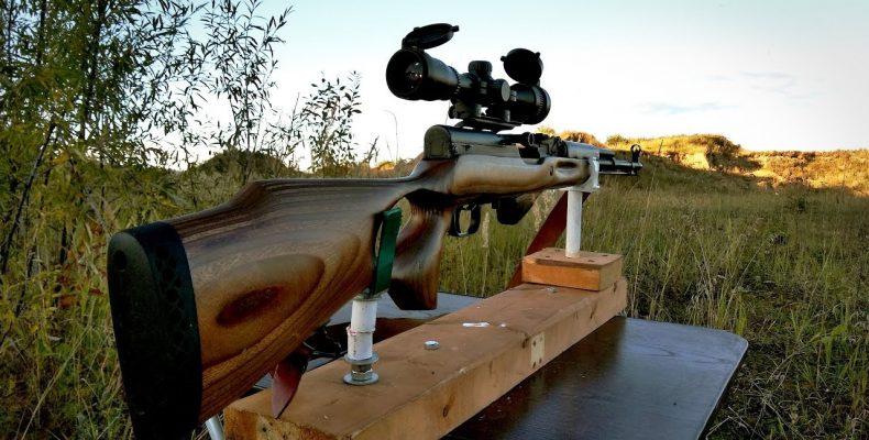 Пристрелка нарезного оружия — тонкости и нюансы