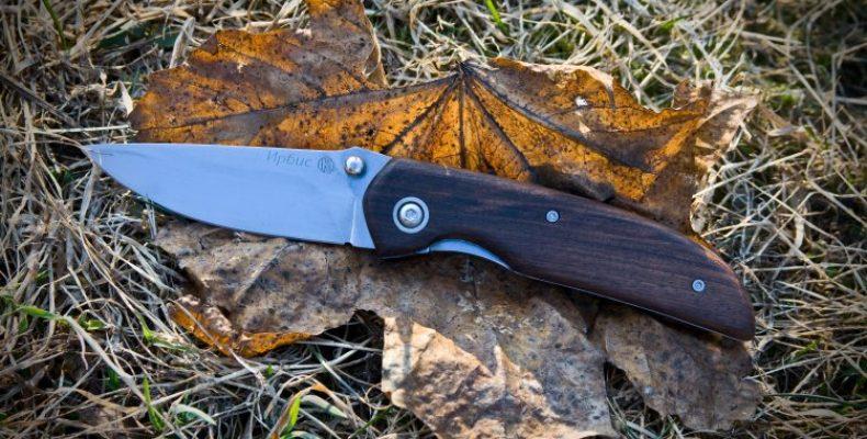 Каким именно должен быть складной охотничий нож?