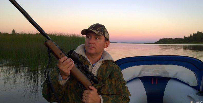 Особенности охоты с пневматическими винтовками
