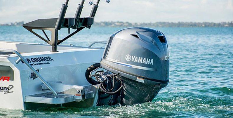 Выбор лодочного мотора