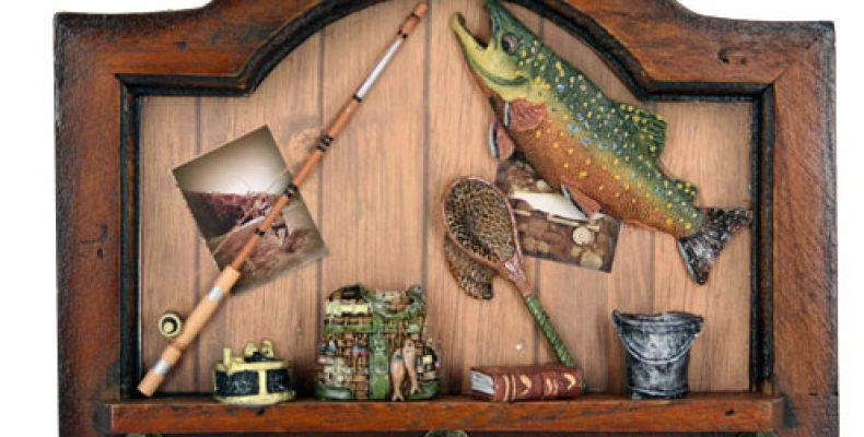 Рыбалка в качестве подарка