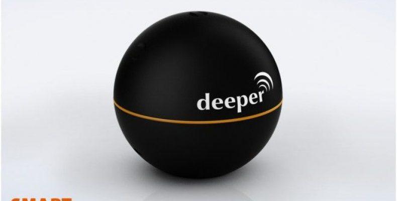 Deeper Sonar Ball — эхолот нового поколения