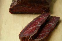 Способы сушки мяса